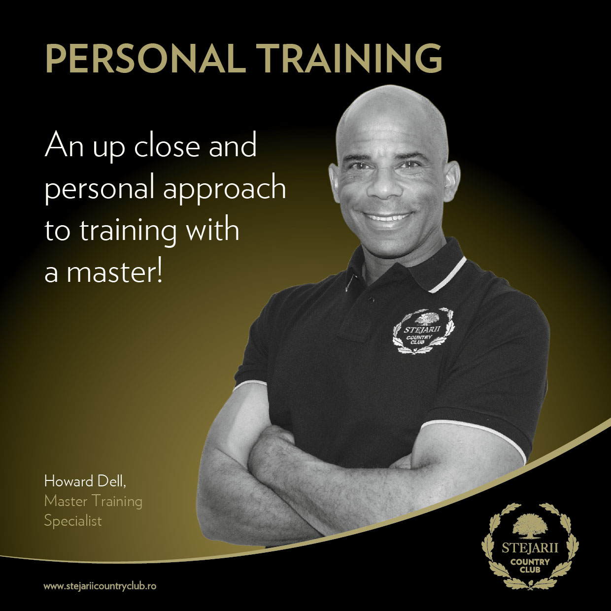 HOWARD DELL – Strength and Conditioning Specialist