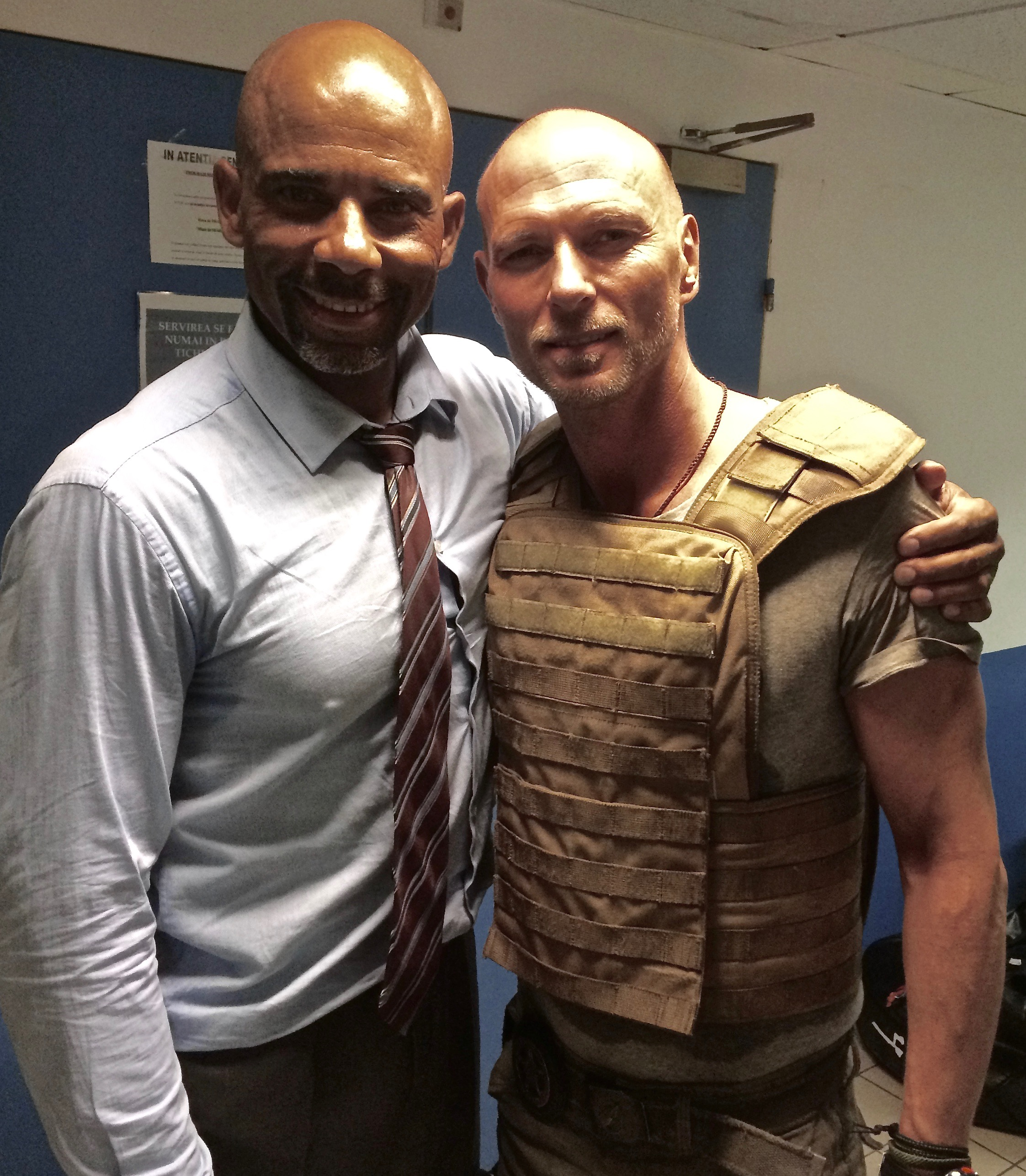 Howard Luke Goss