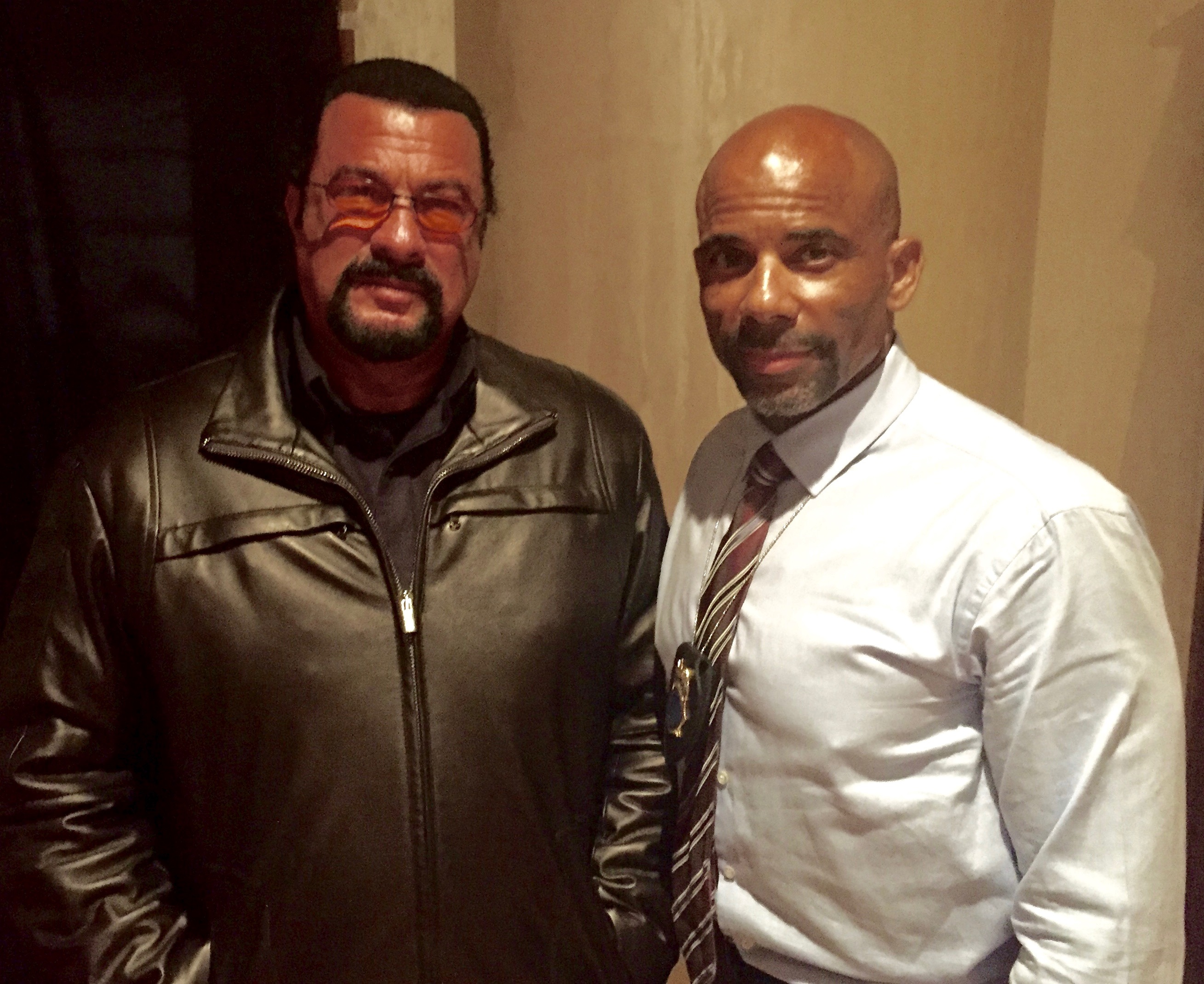 Latest Release: Killing Salazar with Steven Seagal