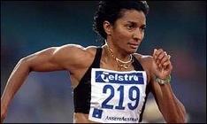 Nova Peris Olympic Gold Medalist, Australia