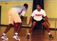 Rodney Zimmerman Detroit Pistons