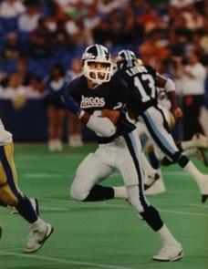 Toronto Argo's 1990-91